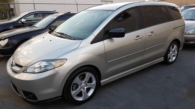Used Cars in Las Vegas 2006 Mazda 5