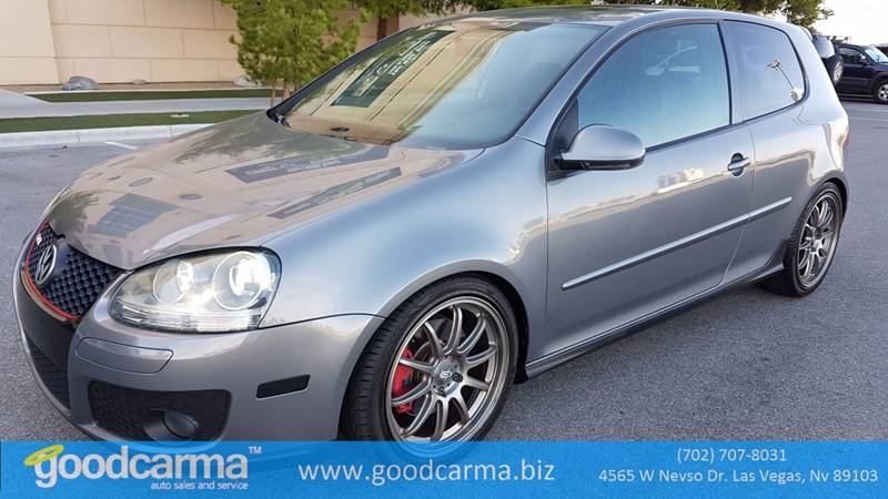 Used Cars in Las Vegas 2007 Volkswagen GTI