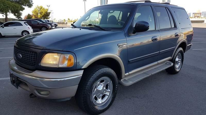 Used Cars in Las Vegas 2002 Ford Expedition