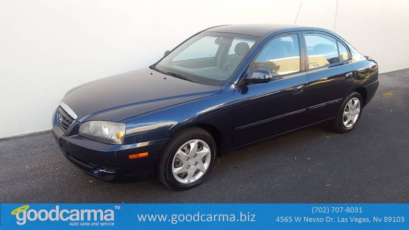 Used Cars in Las Vegas 2004 Hyundai Elantra