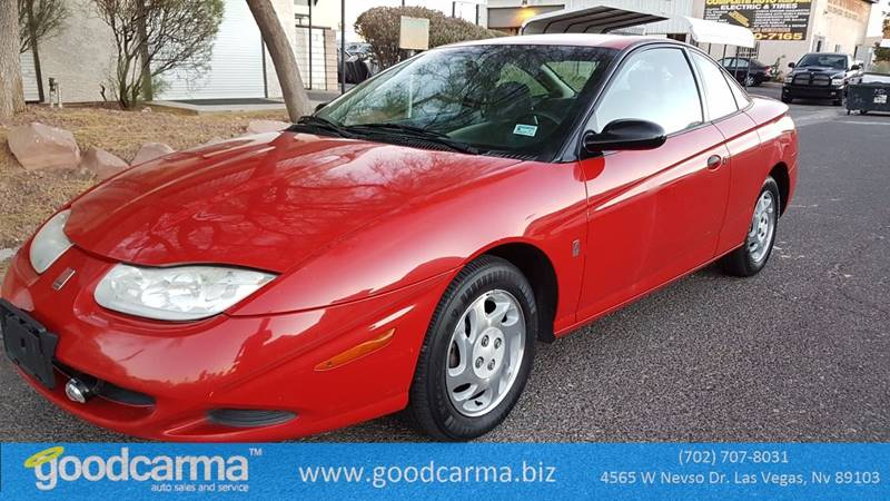 Used Cars in Las Vegas 2001 Saturn S-Series