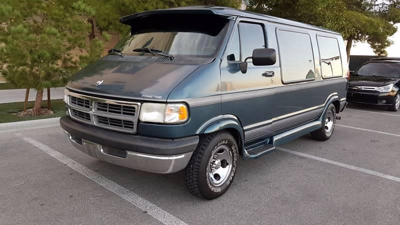 Used Cars in Las Vegas 1997 Dodge RAM VAN 1500