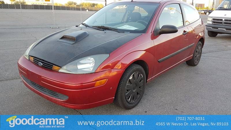 Used Cars in Las Vegas 2004 Ford Focus