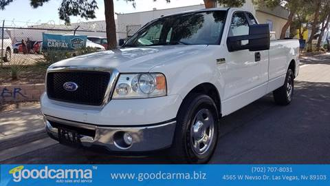 2008 Ford F-150 for sale in Las Vegas, NV