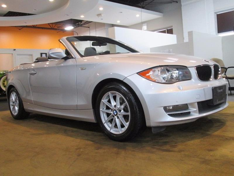 Bmw Series I Dr Convertible In Elmhurst IL M L Imports - 2011 bmw 128i convertible