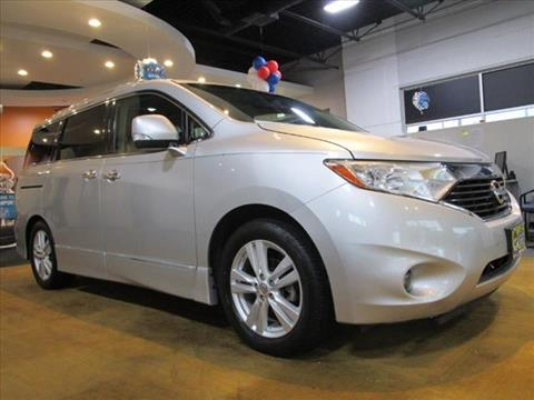 2011 Nissan Quest For Sale In Illinois Carsforsale