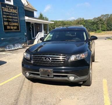Infiniti Fx45 For Sale In Massachusetts Carsforsale