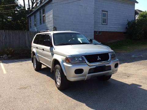2002 Mitsubishi Montero Sport For Sale In Worcester, MA