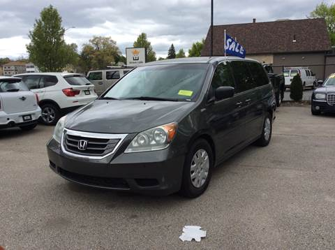 2008 Honda Odyssey for sale in Worcester, MA