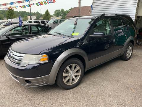 2008 Ford Taurus X for sale in Worcester, MA