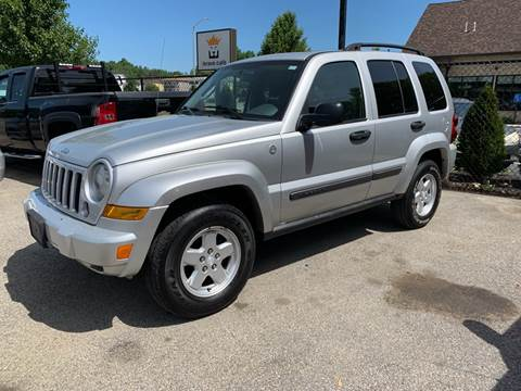 2007 Jeep Liberty for sale in Worcester, MA