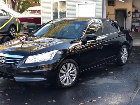 2012 Honda Accord for sale in Worcester, MA