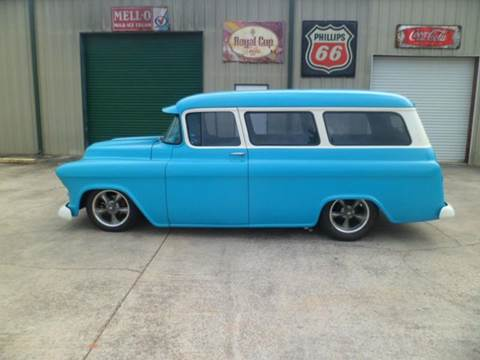 1957 Chevrolet Suburban for sale in Bremen, GA