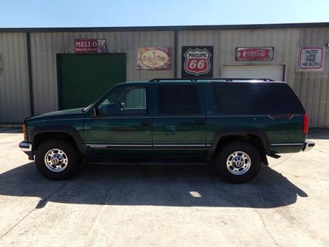 1998 GMC Suburban for sale in Bremen, GA
