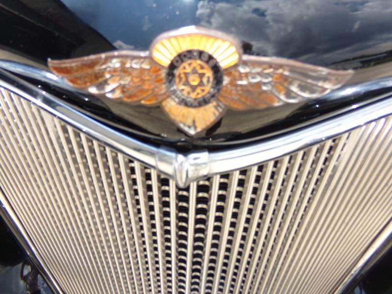 1934 Dodge Deluxe Sedan In Bremen GA - Big O Street Rods