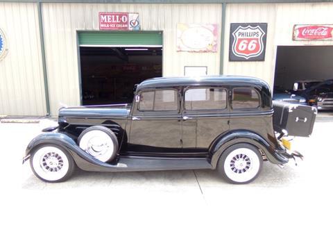 1934 Dodge Deluxe Sedan for sale in Bremen, GA