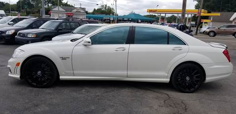 2012 Mercedes Benz S Class For Sale In Youngstown, OH