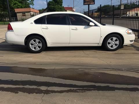 2008 Chevrolet Impala For Sale In Dallas Tx