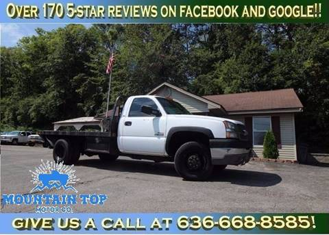 2003 Chevrolet Silverado 3500 for sale in Winfield, MO