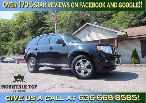 2009 Ford Escape for sale in Winfield, MO