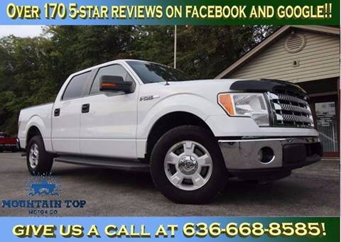 2010 Ford F-150 for sale in Winfield, MO