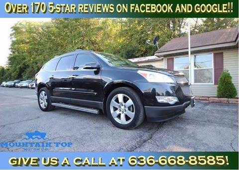 2009 Chevrolet Traverse for sale in Winfield, MO