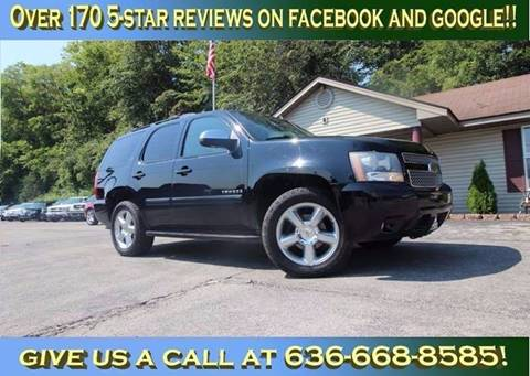 2007 Chevrolet Tahoe for sale in Winfield, MO