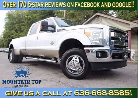 2012 Ford F-350 Super Duty for sale in Winfield, MO