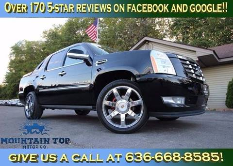 2008 Cadillac Escalade EXT for sale in Winfield, MO