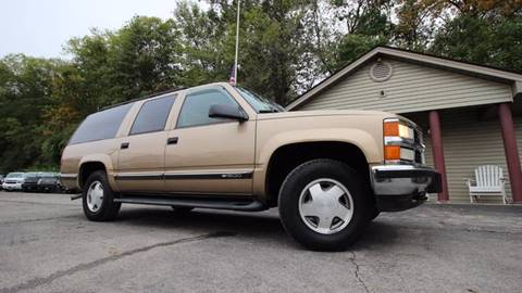 1999 Chevrolet Suburban for sale in Winfield, MO