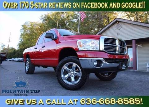 2007 Dodge Ram Pickup 1500 for sale in Winfield, MO