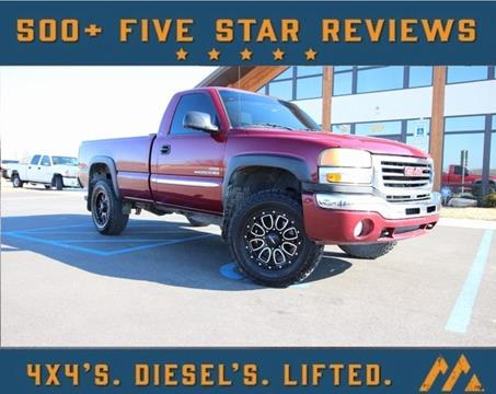 2005 GMC Sierra 2500HD for sale in Troy, MO