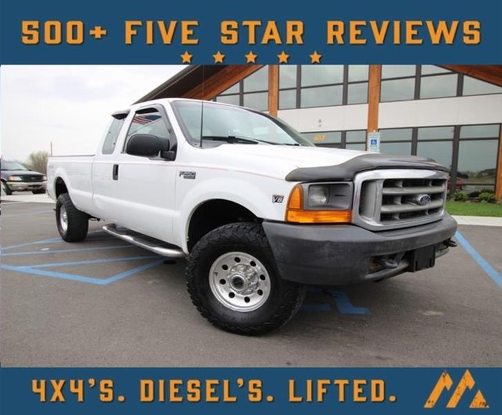 1999 f250 diesel reviews