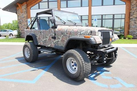 1988 Jeep Wrangler for sale in Troy, MO