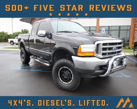 2001 Ford F-250 Super Duty for sale in Troy, MO