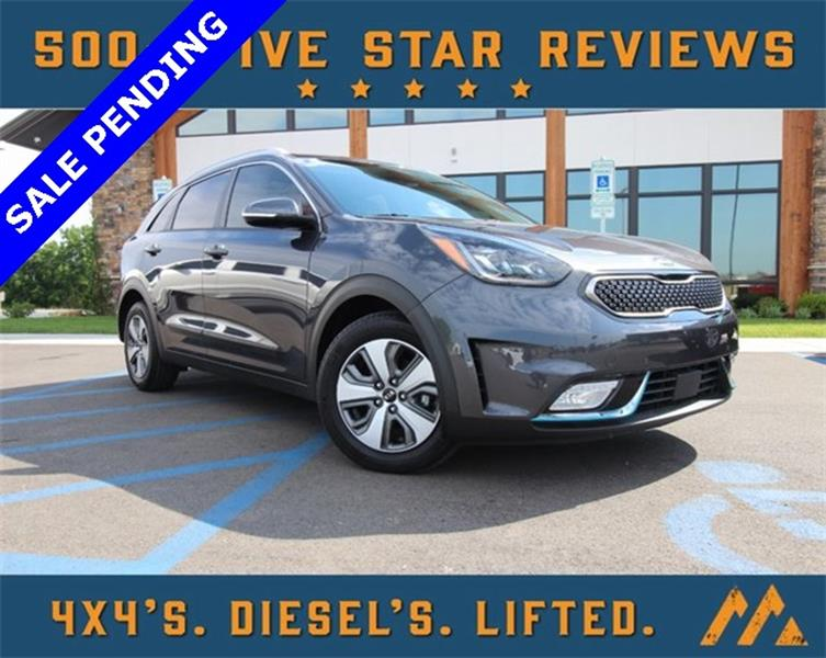 Mountain Top Motors >> 2019 Kia Niro Plug In Hybrid Ex Premium 4dr Crossover In Troy Mo