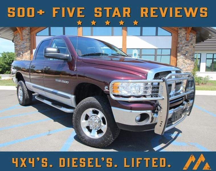 Mountain Top Motors >> 2005 Dodge Ram Pickup 2500 Slt In Troy Mo Mountain Top Motor Co
