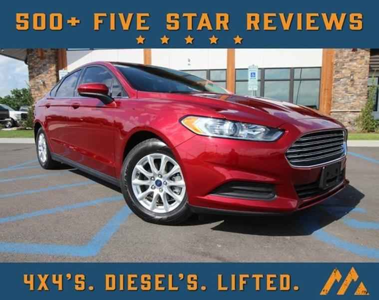 Mountain Top Motors >> 2016 Ford Fusion S 4dr Sedan In Troy Mo Mountain Top Motor Co