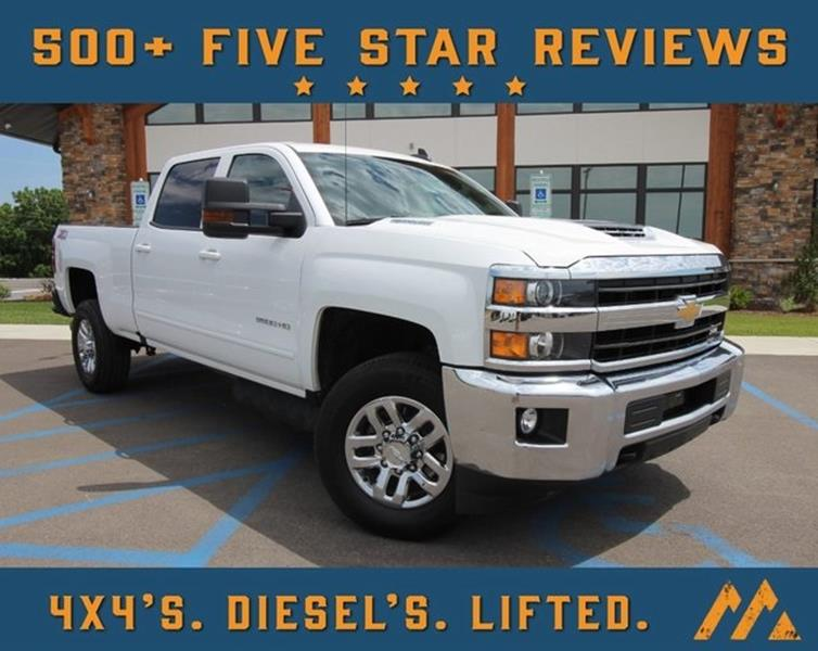 Mountain Top Motors >> 2018 Chevrolet Silverado 2500hd Lt In Troy Mo Mountain Top Motor Co