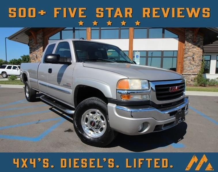 Mountain Top Motors >> 2004 Gmc Sierra 2500hd Sle In Troy Mo Mountain Top Motor Co