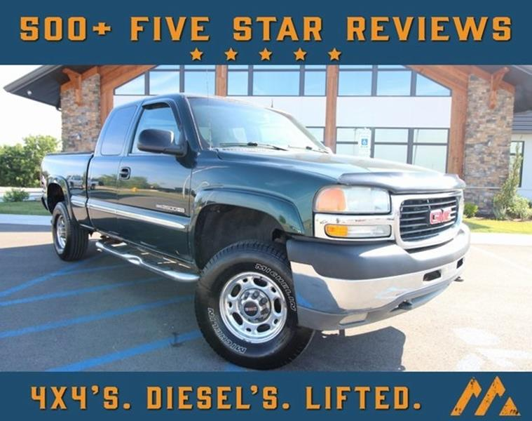 Mountain Top Motors >> 2002 Gmc Sierra 2500hd Sle In Troy Mo Mountain Top Motor Co