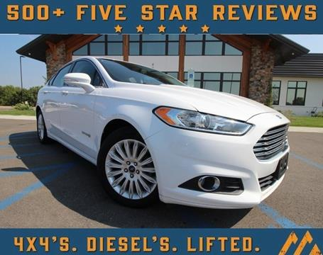 2013 Ford Fusion Hybrid for sale in Troy, MO