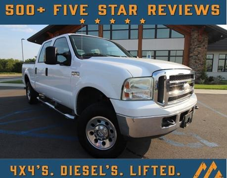2005 Ford F-250 Super Duty for sale in Troy, MO