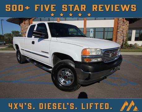 2002 GMC Sierra 2500HD for sale in Troy, MO
