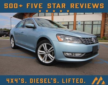 2013 Volkswagen Passat for sale in Troy, MO