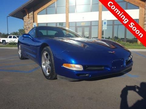 2002 Chevrolet Corvette for sale in Troy, MO