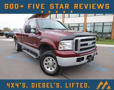 2006 Ford F-250 Super Duty for sale in Troy, MO