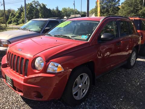 2008 Jeep Compass for sale in Hammonton, NJ