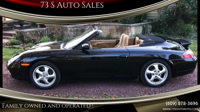 2000 Porsche 911 Carrera 2dr Convertible In Hammonton Nj