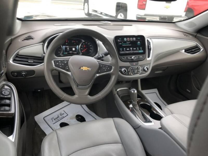 2017 Chevrolet Malibu Premier 4dr Sedan - Massena NY